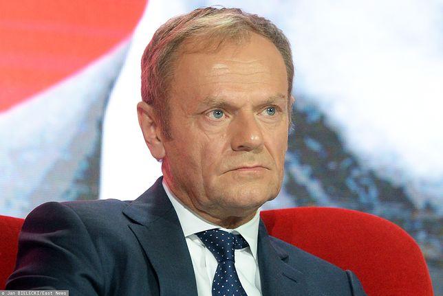 Donald Tusk ma stanowisko w kieszeni? Nie będzie miał kontrkandydata