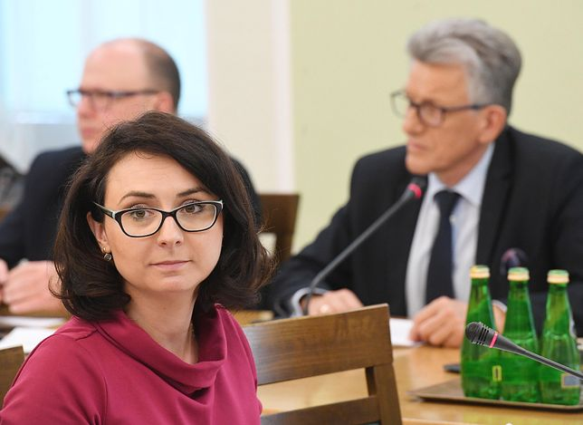Gasiuk-Pihowicz ukarana przez Prezydium Sejmu. Obetną jej pensję. Nam zdradza powód