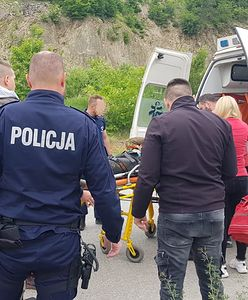 Kosowo. Sukces polskiej policji. Funkcjonariusze uratowali motocyklistę