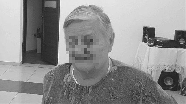 Zakopane ciało Marty B. znalezione pod Warszawą. Dramatyczne szczegóły śmierci staruszki z Wągrodna