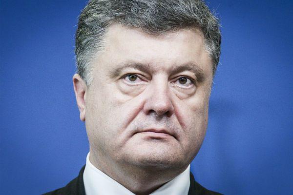Petro Poroszenko podpisał dekret ws. anulowania ustawy o statusie Donbasu