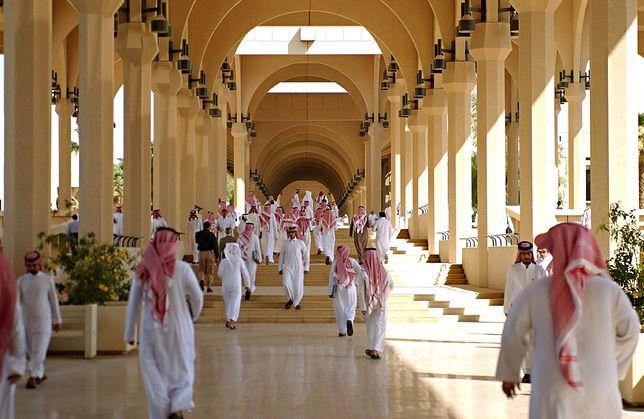 List gończy za saudyjską księżniczką. Podejrzana o nakłanianie do porwania