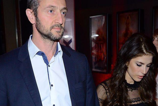 Robert Śmigielski spotkał się z córką