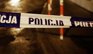 Na miejscu pracują policyjni technicy, biegli i prokuratorzy