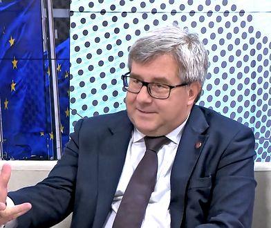To wstęp do cenzury - ostrzega Ryszard Czarnecki, europoseł PiS