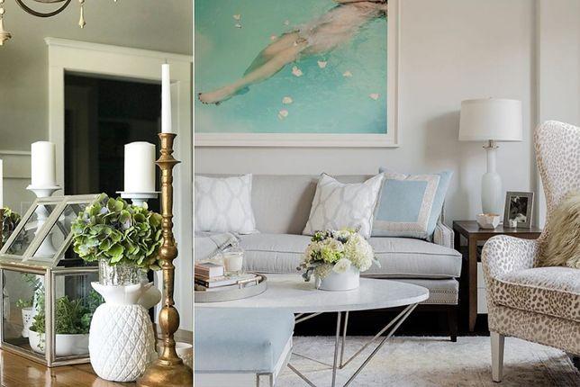 Salon w stylu tradycyjnym to kwintesencja klasy i elegancji