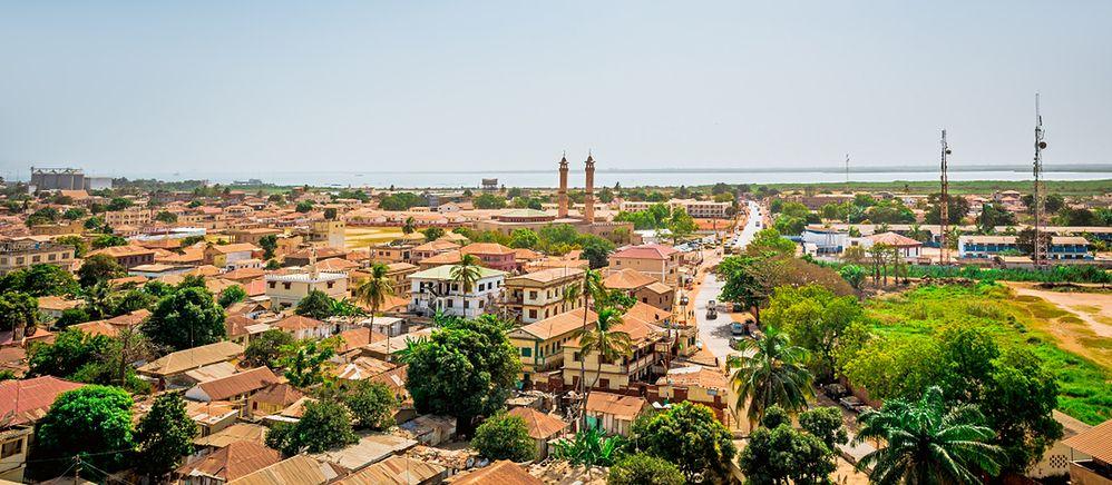 Gambia. Afryka w wersji light