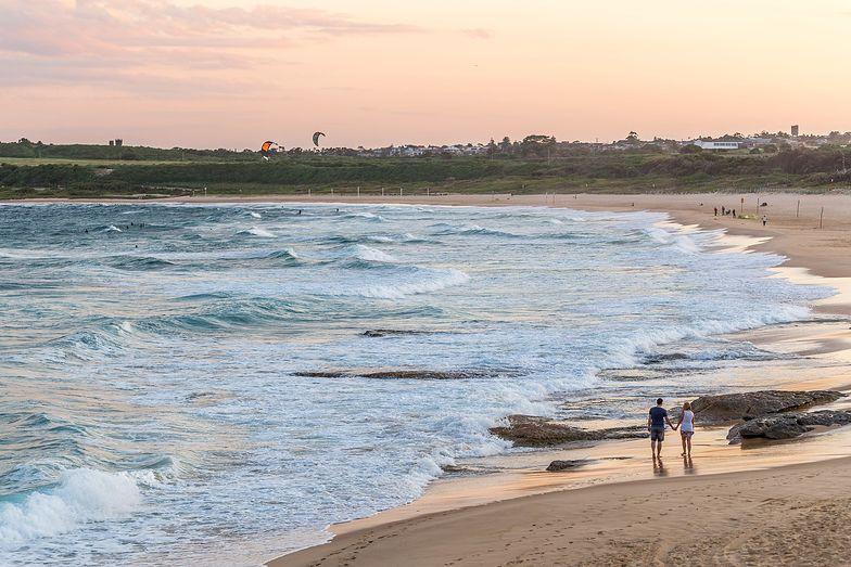 Alert RCB. Absolutny zakaz zbliżania się do tych plaż