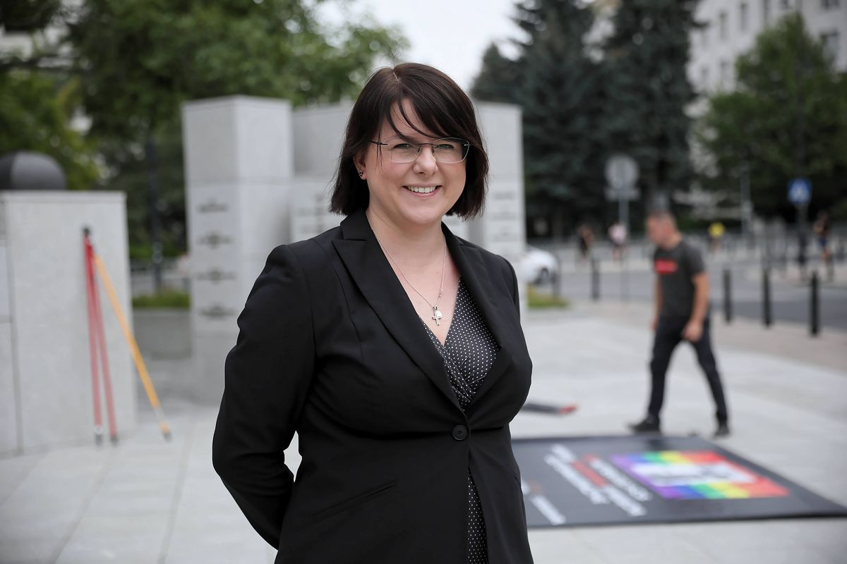 """Kaja Godek triumfuje. """"Stop LGBT"""" bez uwag Sądu Najwyższego"""