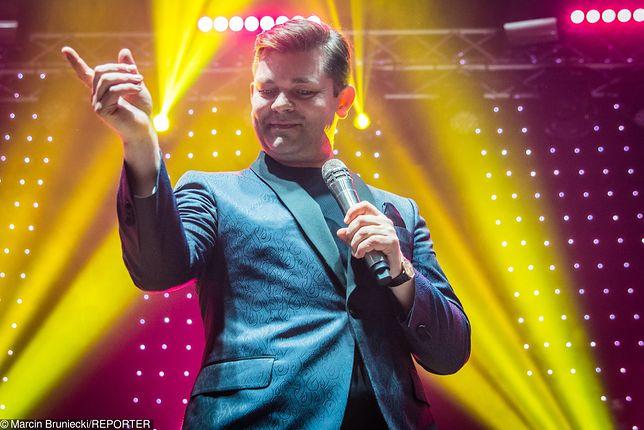 Zenek Martyniuk jest królem disco polo