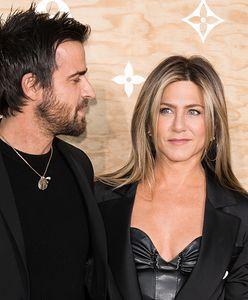 Aniston nie ma żalu. I zachwyca się swoim byłym mężem