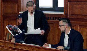 Marcin P. rzuca oskarżenie pod adresem Latkowskiego. Ten odpowiada