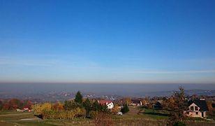Mimo wiosny, w Krakowie cały czas truje nas smog!