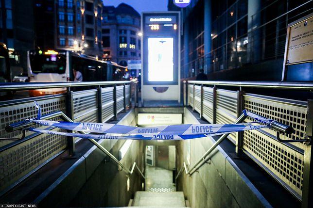 Atak nożownika w Brukseli / Zdj. ilustracyjne