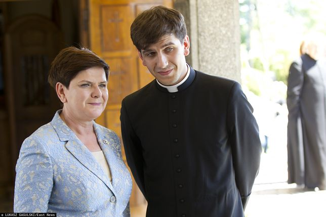 Tymoteusz Szydło poprosił o przeniesienie go do stanu świeckiego