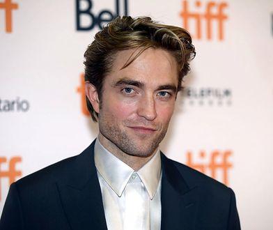 Robert Pattinson jest najbliżej ideału męskiego piękna