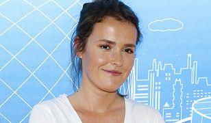 Olga Frycz jest w drugiej ciąży. Dziecko wychowa sama
