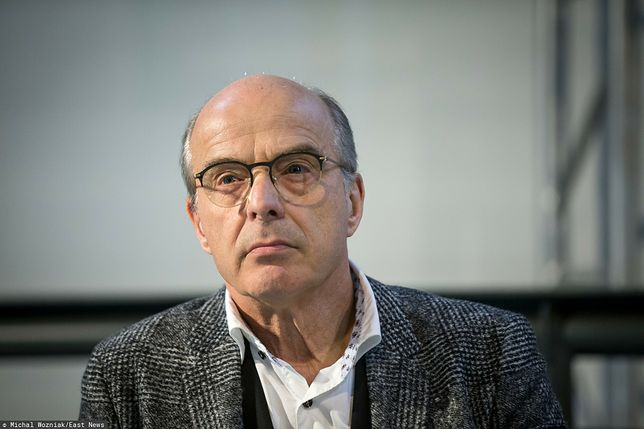 Jan Pospieszalski liczy na szybki powrót programu na antenę