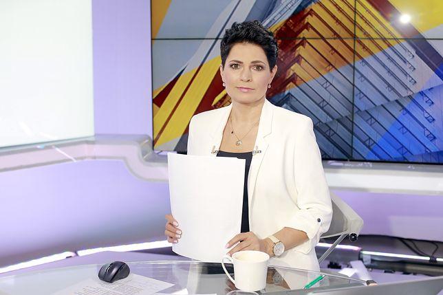 """Joanna Górska nie będzie już prowadzić """"Nowego dnia"""" w Polsat News"""