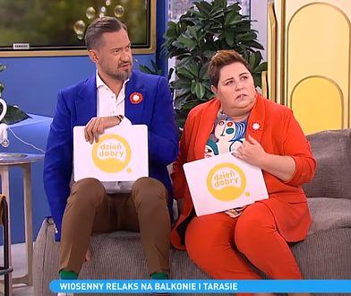 """Głupawka w """"Dzień dobry TVN"""". Nagle zaczęli nadawać po niemiecku"""