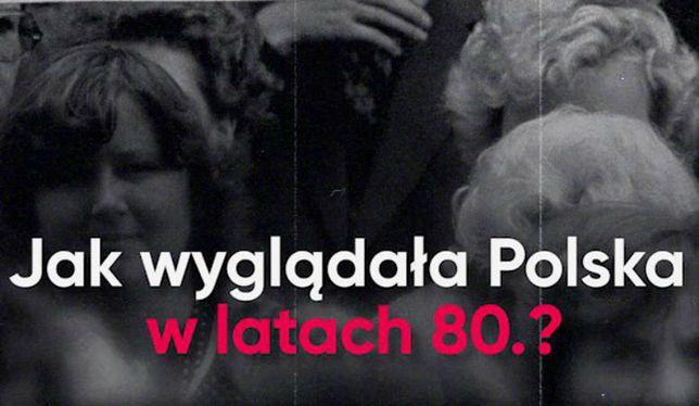 Kolejki, kartki, brak produktów w sklepach - to Polska lat 80.