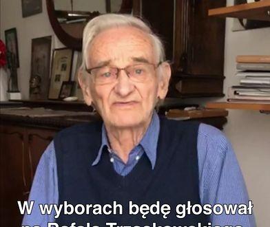 Wybory 2020. Andrzej Pilecki, syn Witolda Pileckiego
