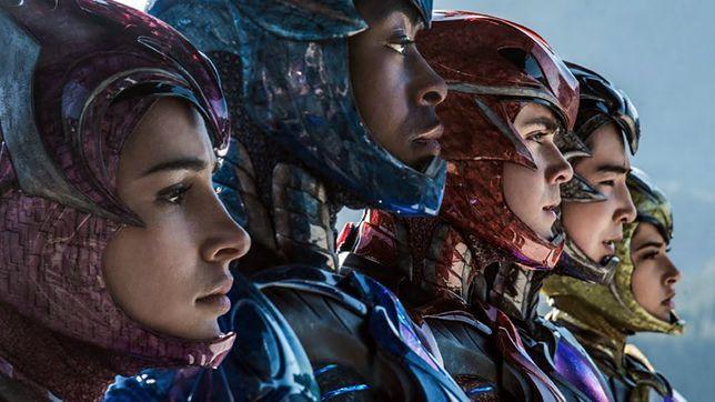 ''Power Rangers'': Poznajcie nowych wojowników mocy