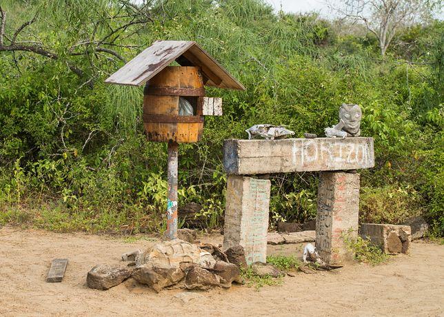 Skrzynki pocztowe w dziwnych miejscach to alternatywna atrakcja turystyczna