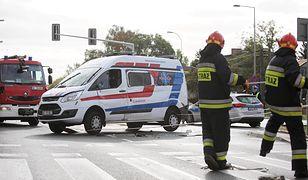 Tragedia w Warszawie. Nie żyje mężczyzna (zdjęcia ilustracyjne)