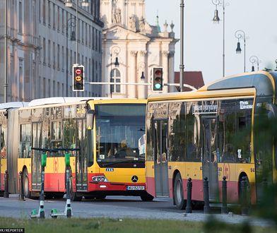 17.05.2019 r. Autobusy w Warszawie