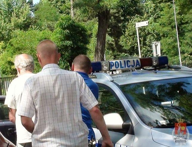 Kierowca z 3 promilami potrącił busem swoją znajomą