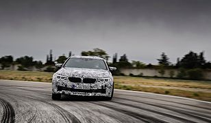 BMW M5 (2018) - oficjalna zapowiedź sportowego sedana