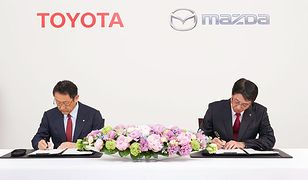 Toyota i Mazda łączą swoje siły