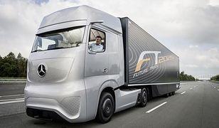 UE stawia na aerodynamiczne ciężarówki