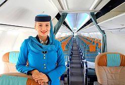 """Stewardessa o pracy w czasie pandemii. """"Sądzę, że w Europie może być większy problem, ponieważ ludzie mają inne przekonania co do pandemii"""""""