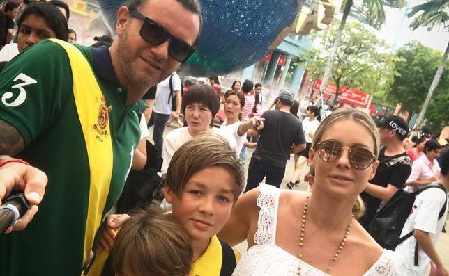 Rozenek i Majdan odwiedzili Universal Studios