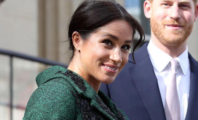Księżna Meghan już niebawem urodzi pierwsze dziecko