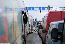 Świąteczne powroty. Tłok na granicach z Ukrainą