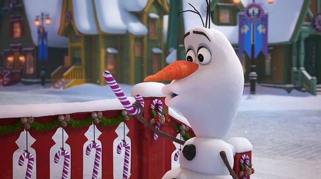 """""""Kraina lodu. Przygoda Olafa"""" to 22-minutowa animacja wyświetlana w kinach od końca listopada"""