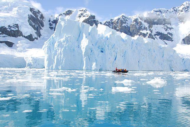 Natura broni się przed globalnym ociepleniem. Coraz większe opady śniegu na Antarktydzie