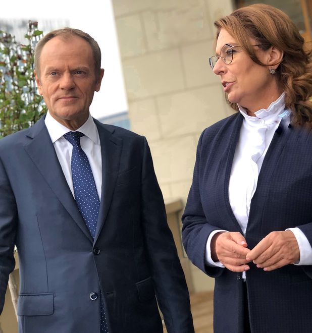 Wybory prezydenckie 2020. Donald Tusk i Małgorzata Kidawa-Błońska. Kto będzie kandydatem KO?