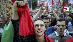 """Białoruś. Jest lista odpowiedzialnych za represje. Wiceszef polskiego MSZ: """"Na sankcjach się nie skończy"""""""