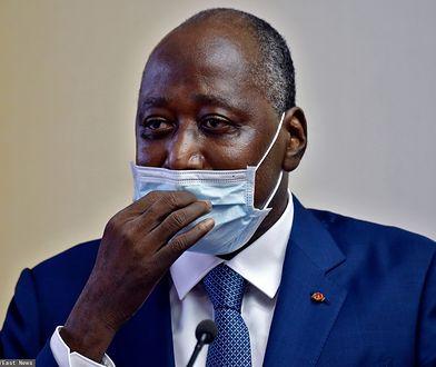 Nie żyje premier Wybrzeża Kości Słoniowej. Zmarł po posiedzeniu rządu