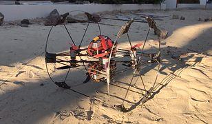 NASA buduje zmiennokształtnego robota (na zdjęciu)