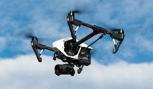 Dron będzie wykorzystywany do mierzenia jakości powietrza w Poznaniu