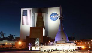 NASA przygotowuje się do ponownego lotu na Księżyc