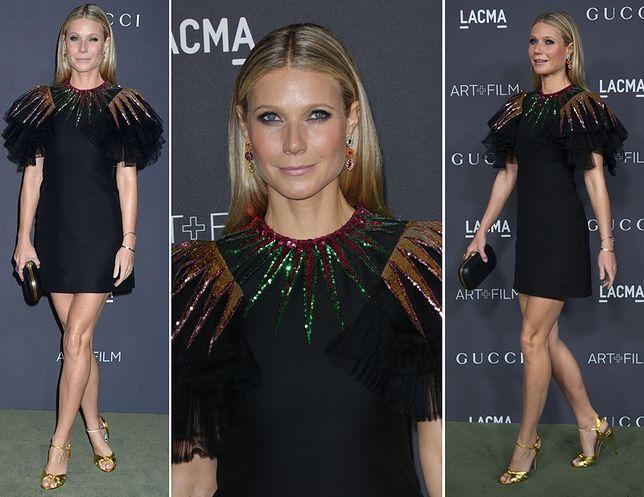 Amerykańska aktorka na imprezie LACMA Art + Film Gala 2016