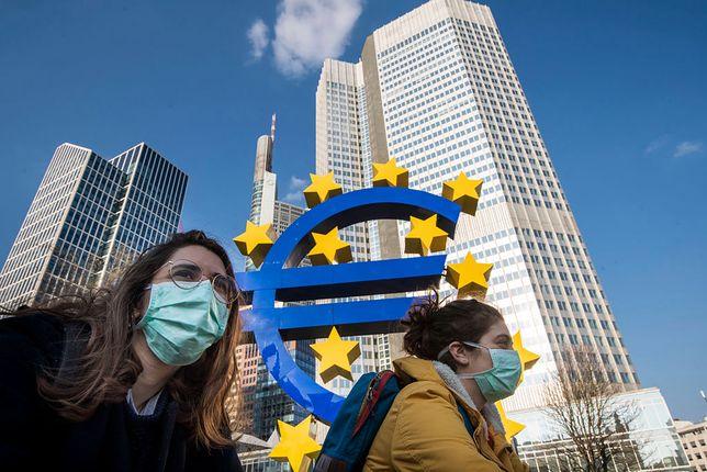 Pandemia koronawirusa dotknęła całą Unię Europejską