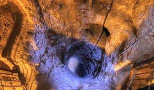 Podziemne miasto odkryte w Kapadocji