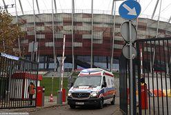 Walczyli z pandemią na Stadionie Narodowym. Nie dostali obiecanych pieniędzy
